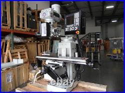 CV-400 Knee type Milling Machine CNC Frame, with XY ballscrew ready