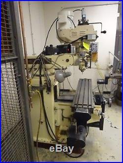 Chevalier Model FM-3VK CNC Knee Type Milling Machine