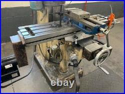 Chevalier ProtoTrak M2 CNC Mill
