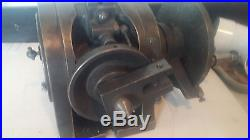 Cincinnati 11 Dividing Head Indexing spline shaft milling machine gears