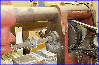 Cincinnati #2 Horizontal Milling Machine Autofeed & Accessories