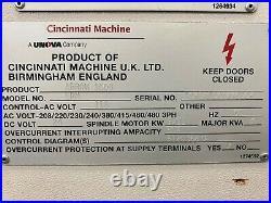 Cincinnati Arrow 1000 ERM CNC Vertical Machining Center Price reduced