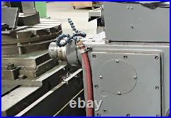 Cincinnati Cintimatic CNC Horizontal Boring Mill- Anilam CNC, 4th Axis, 1997 Upg