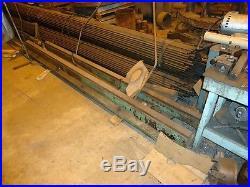 Cincinnati Gilbert Horizontal Boring Mill 3-1/2spindle70+- vert. From table