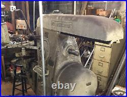 Cincinnati Horizontal Milling Machine 1M Universal SP 3HP Dividing Head CUTTERS