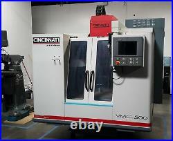 Cincinnati Milacron Arrow Vmc-500 Cnc Vertical Machining Center Brand New