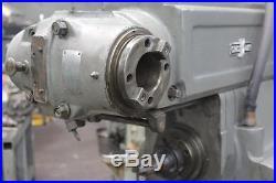 Cincinnati No. 2 ML Horizontal Milling Machine with Motorized Overarm