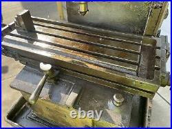 Cincinnati Vertical Milling Machine 9x24 Nmtb40 Power Feed 1400
