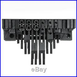 Clamping Kit Set for Drilling Milling Machine T-Slots Step Block Clamping 58Pcs
