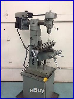 Clausing 8520 Manual Mill