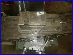 Clausing 8520 Vertical Mill Milling Machine Machinist