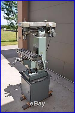 Clausing 8530 Manual Mill