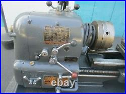Clausing Colchester Model13 Engine Lathe 13 X 36