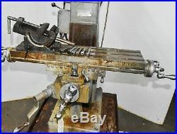 Clausing Model 8520 Vertical Mill (CTAM #4707)