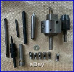 Clausing Vertical Milling Machine 8530-Item in Fair Condition