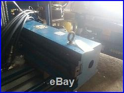 Climax PM975 Portable Milling Machine 96 Travel Will Ship