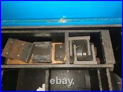 Climax Portable Boring Bar Model 4000 1-3/4 inch bar. Electric drive