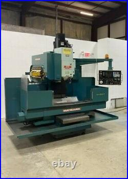 Cnc Mill Mastuura MC760V2