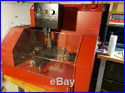 Cnc Mini MILL With Encloser And Updated Controller (see Video)