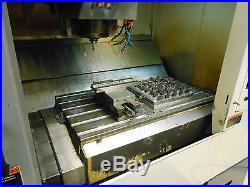 Cnc Vertical Machining Center Mori Seiki Sv50/40 10000rpm Fanuc Rigid Tap 524k