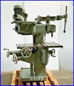 DECKEL Universal Pantograph Model KF1 Engraver Copy Mill Engraving Machine