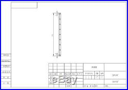 DIY Gantry Style CNC Milling Machine Cast-Iron Frame for metal