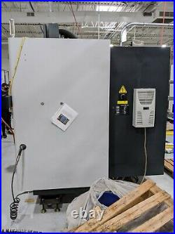 DMG Mori Seiki Duravertical 1035 Eco CNC VMC