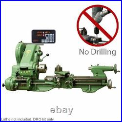DRO Kit suitable for Myford ML7 and Super 7 Hobby Lathe (Lathe not included)