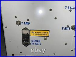 D&M4s / Sherline CNC Mill with Enclosure. 90VDC spindle, Can Ship/deliver