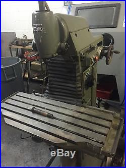 Deckel FP1 milling machine