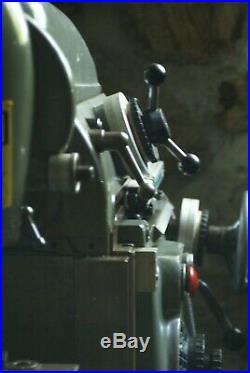 Deckel FP2 Milling Machine