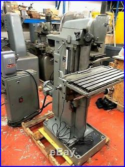 Deckel Fp1 Universal Milling Machine With Tooling