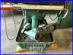 Deckel Fp2 Horizontal Milling Machine