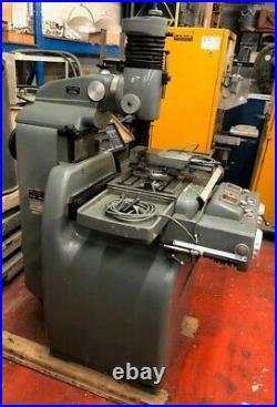 Deckel Lk Optical Coordinate Jig Boring Machine