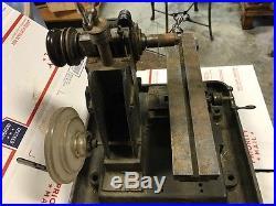 Derbyshire Micro Milling Machine