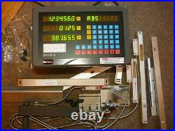 Digital Readout and LInear Measuring Scales (DRO Kit)