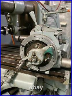 Dividing Head Kearney & Trecker Mill Milling Machine