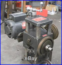 Dumore Versa-Mil portable machining unit