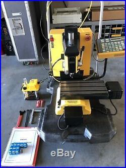 Dyna Myte DM2200 CNC Vertical Milling Machine