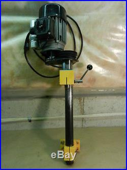 EMCO Compact 5 Mill/Drill attachment
