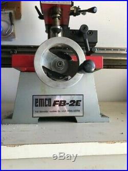 EMCO FB-2E Mill