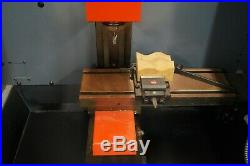 EMCO PC Mill 50 Bench Table Top CNC Machine