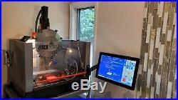 EMCO VMC100 CNC milling machine Centroid Acorn complete retrofit