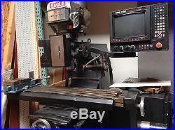 Eagle 3-axis milling machine with Anilam CNC
