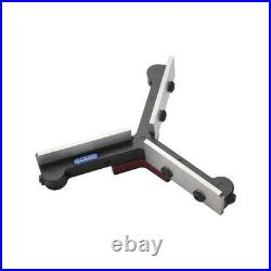 Edge Technology Chuck Stop with a set of 10 hardened parallel bars