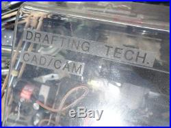 Electric Spectralight CNC Milling Benchtop Machine Drafting Tech CAD/CAM #1