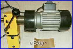 Emco Compact 5 Unimill Mill Vertical Milling Attachment J15S