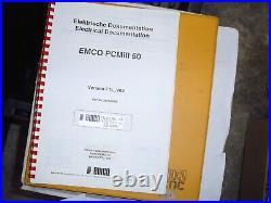 Emco PC 50 CNC Milling Machine