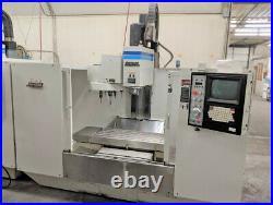 Fadal VMC4020HT Series 906-1 Vertical Machining Center (1997) AssetExchangeInc