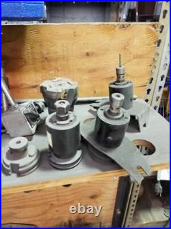 Fadal VMC40 10K RPM, 1989- Tooling Included